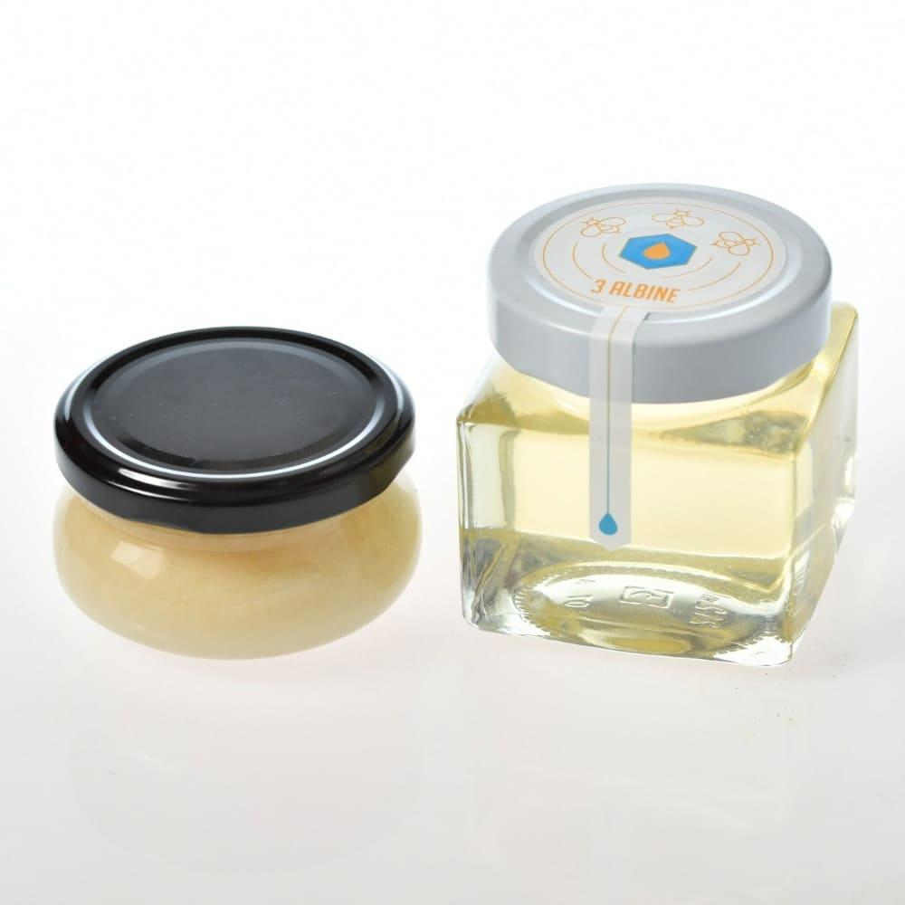 PACHET Miere de salcâm (cristal)